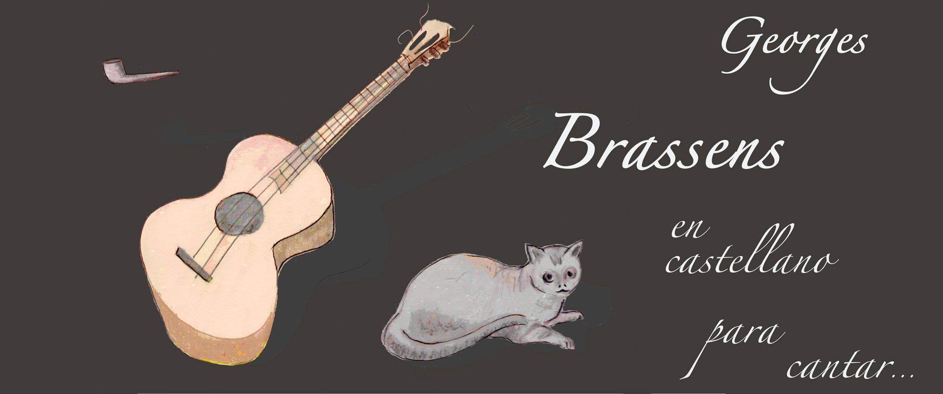 brassens en castellano